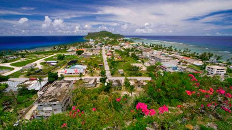 Quần đảo Bắc Mariana.