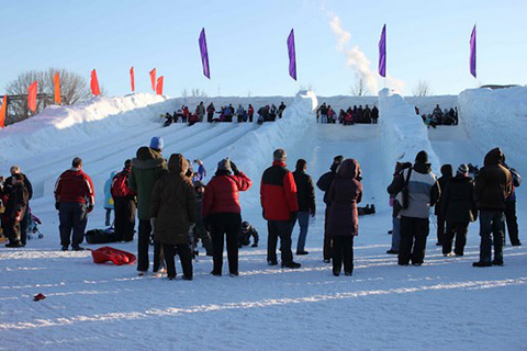 Lễ hội băng Winterlude, Ontario