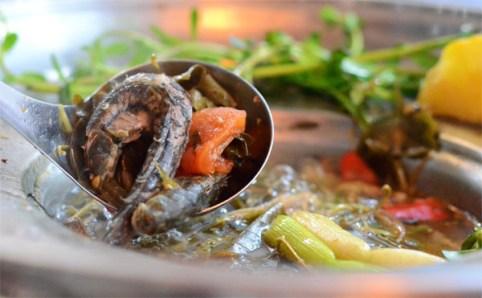 Đi tìm ẩm thực miền Tây trên những con phố Hà Nội