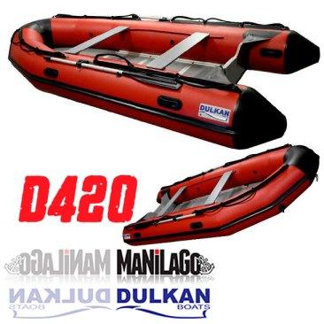 gumenjak dulkan boats d420 manilago