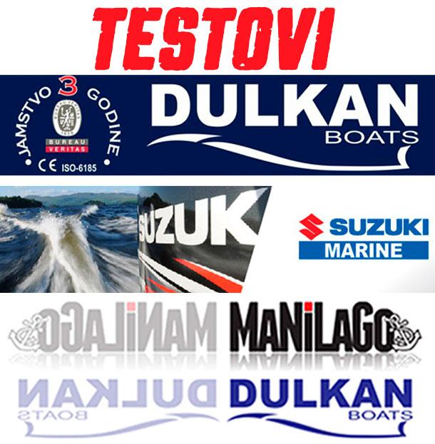 gumenjak dulkan boats testovi suzuki manilago