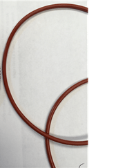 Silicone Oring Withstands Resicore