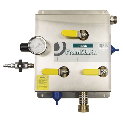 Hydro Systems FoamMaster disinfecting system