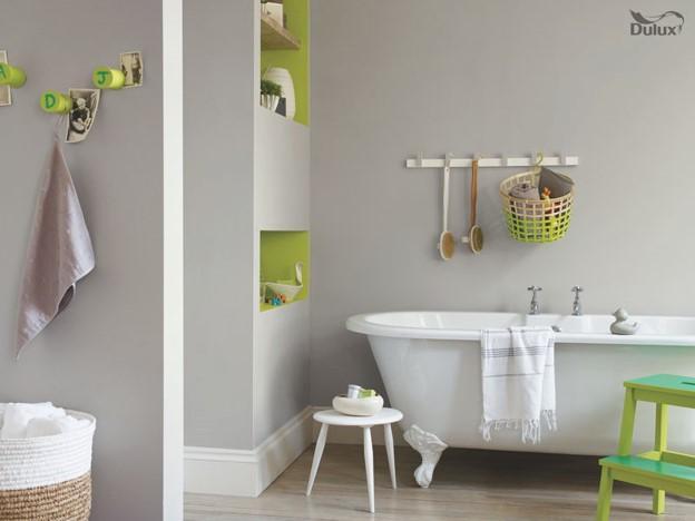 grey bathroom ideas ideas dulux