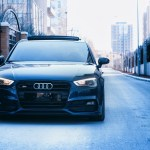 Car Audi Street Vehicle Road Auto  - OlcayErtem / Pixabay