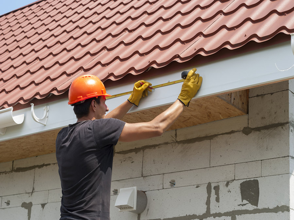 dumbarton roof services guttering
