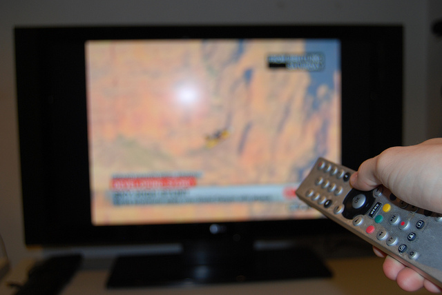 Remote control - Photo by espensorvik