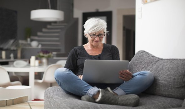 Women Working Flexibly At Home