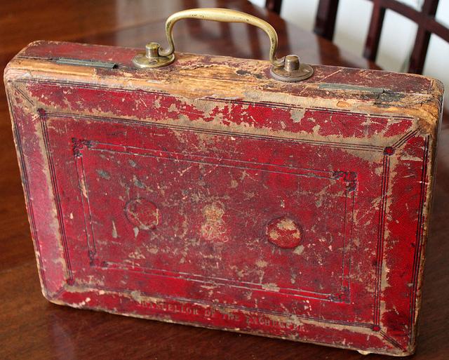Gladstone Budget box