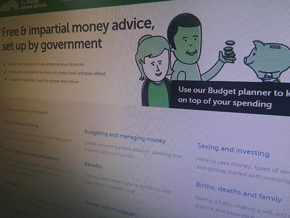 Budget Tips from the Money Advice Service