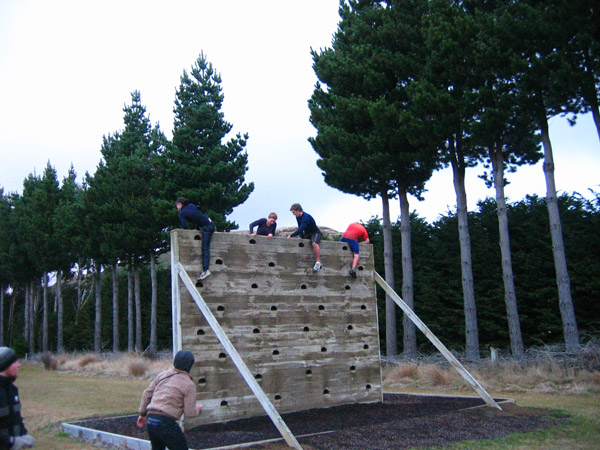Finding The Perfect Work Team Building Exercises For Your Business - Assault Course