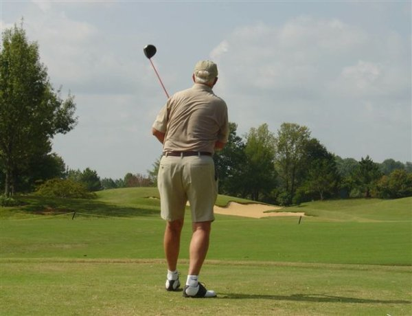 The Unexpected Costs of Retirement - Retiree Playing Golf