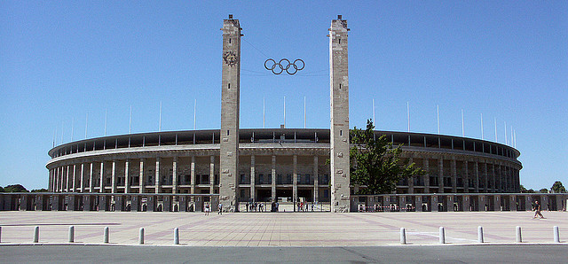 The Big Money Behind Champions League Football - Olympiastadion, Berlin
