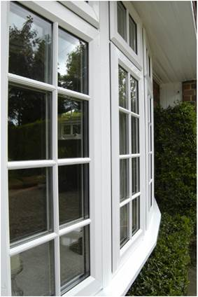 Save Money On Household Bills With Double Glazing - Bay Window