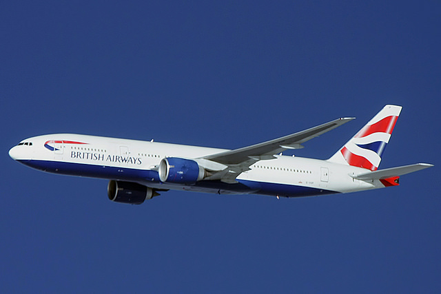 How To Keep Your Employees Happy - British Airways Boeing 777 - By Wilco737