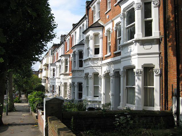 Finding Out How Much Your Home Costs With Calculators - Terrace Houses, By Michael Caroe Anderson