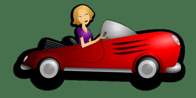 Understanding Car Insurance Costs - Women Driving Motor Vehicle