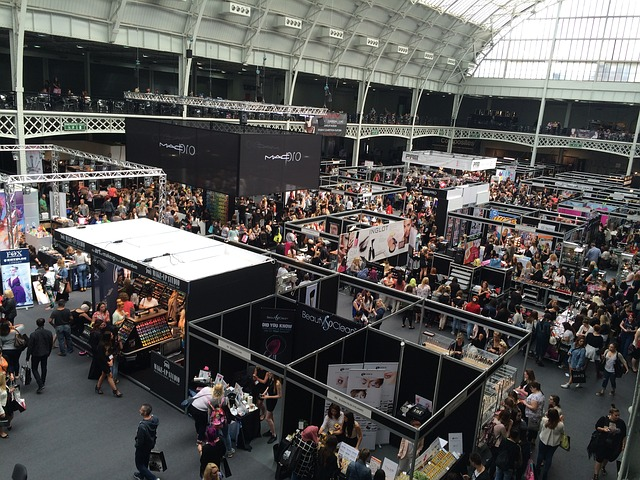 Exhibition Stand Mistakes You Should Avoid - Image By PurpleGillian