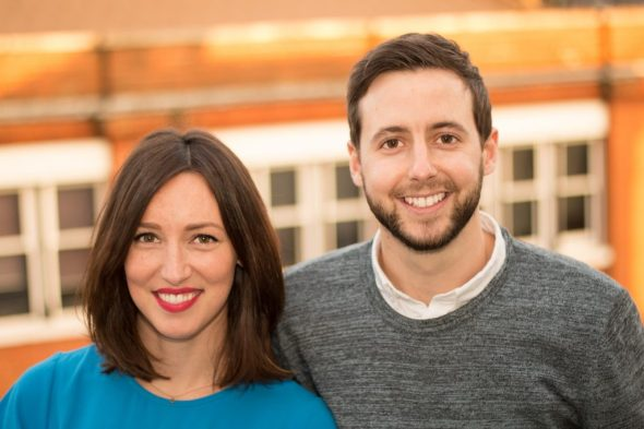 Growing Property Tech Start-up Out To Slash £3.5bn In Estate Agent Fees - Settled Founders Gemma and Paul Young