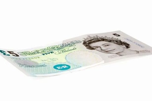 Have No Fear, The New Plastic Fiver Is Here! Five Pound Note - Image By Petr Kratochvil