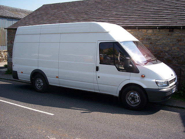 Things You Need To Know About Van Hire - Ford Transit