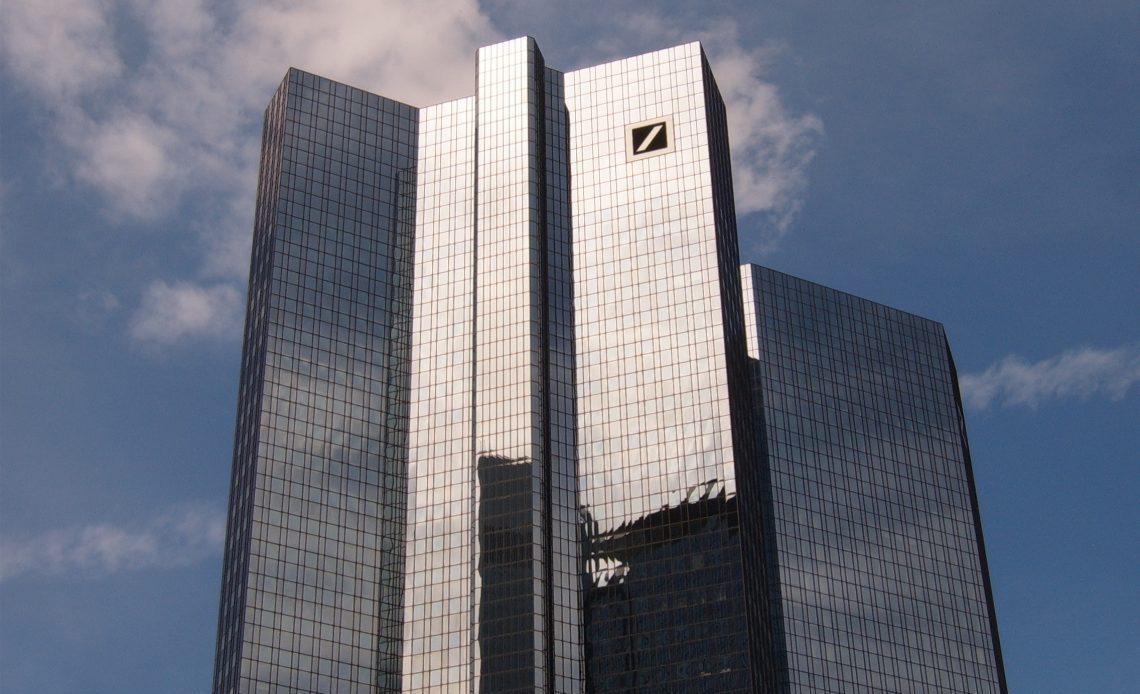 Rumours Of Deutsche Bank Rescue Plan Circulate - Deutsche Bank