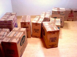 How Can You Save Money When Moving House? - Recycle Old Boxes
