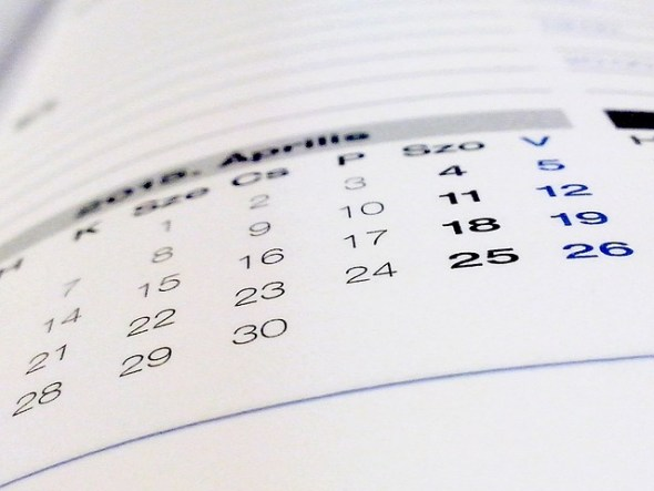 Why Budgeting Is Needed - Calendar
