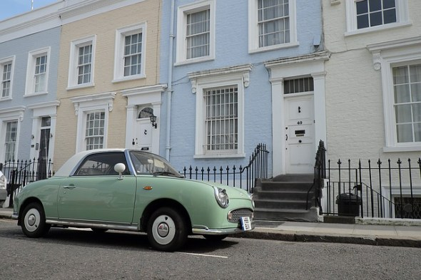 5 Property Resolutions for 2017 - London - Notting Hill