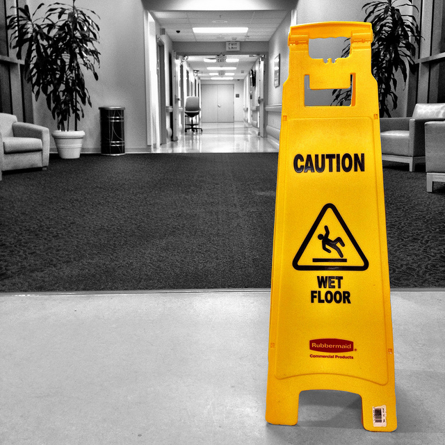 How To Deal With Workplace Injury As An Employer - Image From Flickr - By Ines Hegedus-Garcia