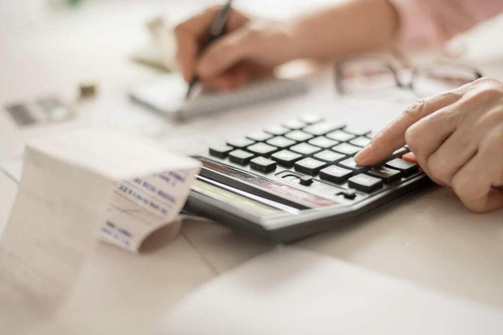 Calculator Budget