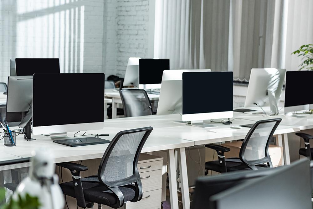 Office using Mac Computers
