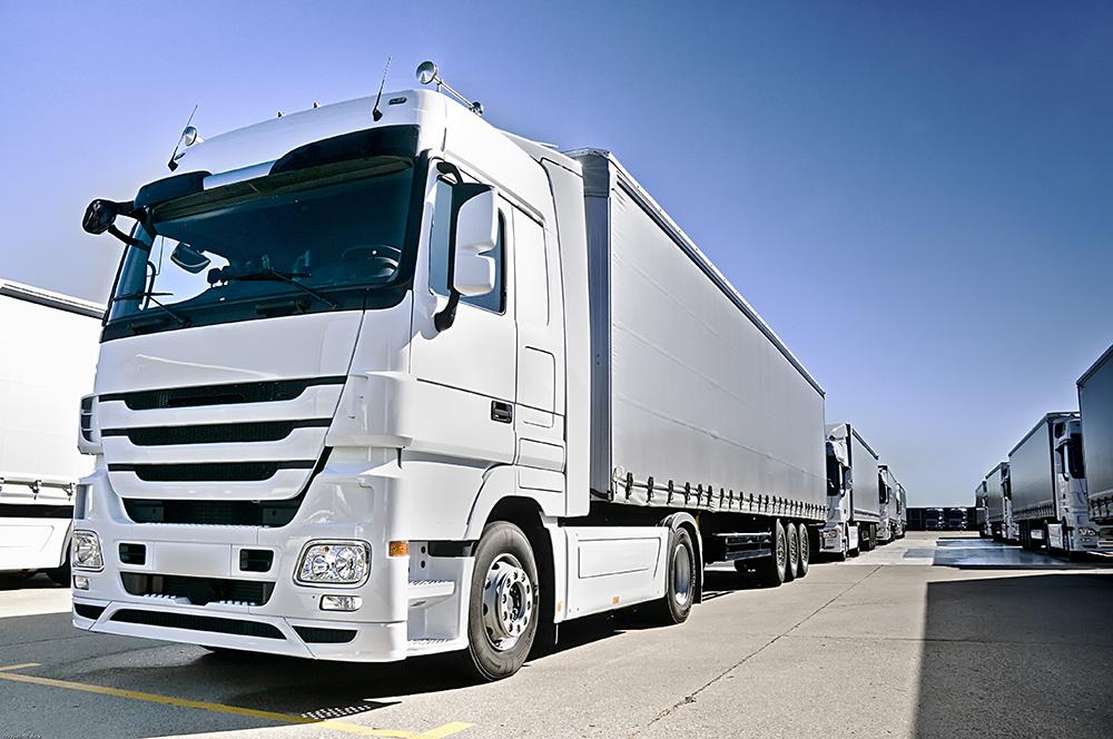 Modern Lorry Fleet Modern Truck Fleet