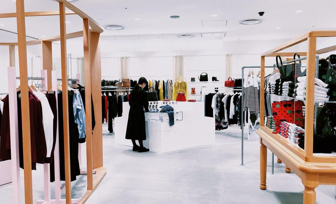 Cloth Shopping
