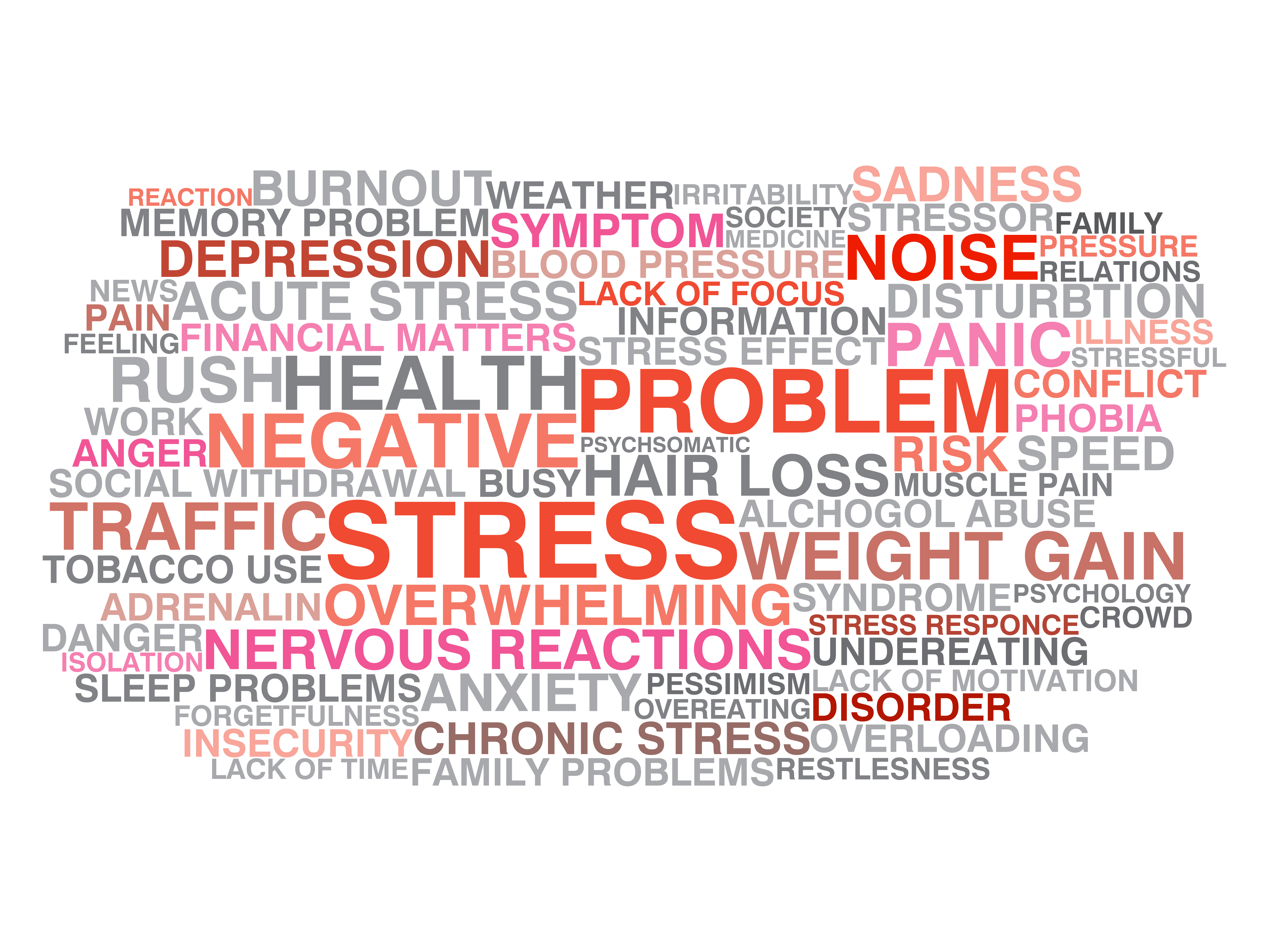 The Causes Of Stress And How To Overcome Them