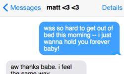Send sweet text messages