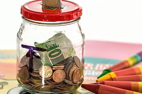 teaching about money to children