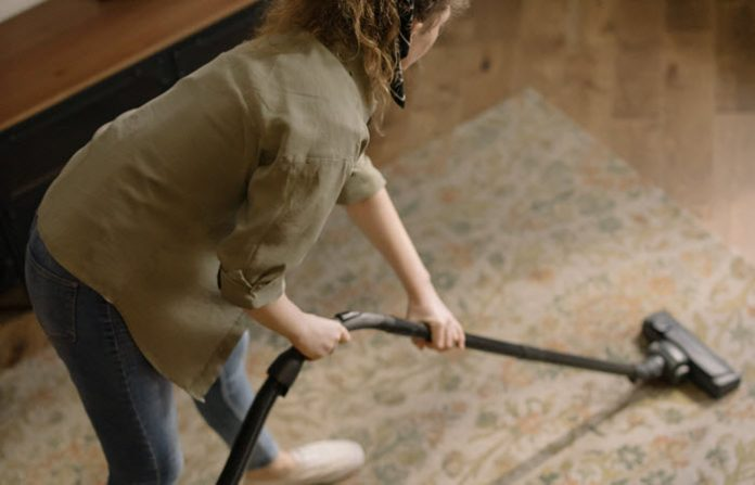 flooded carpet can be saved