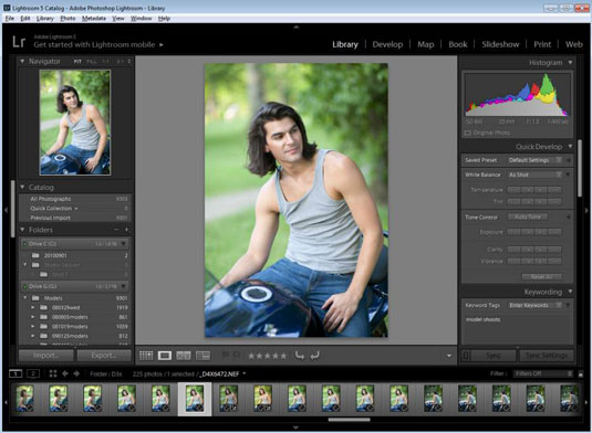 Adobe Photoshop CS6 as an Image Editor - dummies