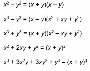 Image Result For Algebraic Expressions With