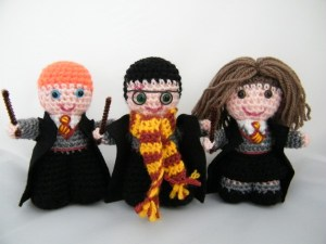 Harry Potter Crochet by AA Crochet