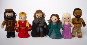 Game of Thrones by Luna's Crochet