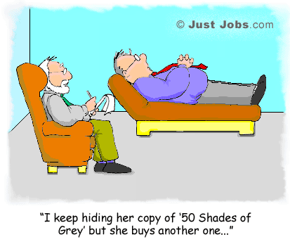 50 Shades of Cartoons (2/6)