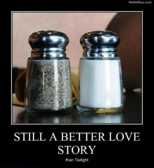 salt and pepper, a better love story than twilight