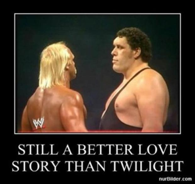 wrestling superstars, still a better love story than twilight