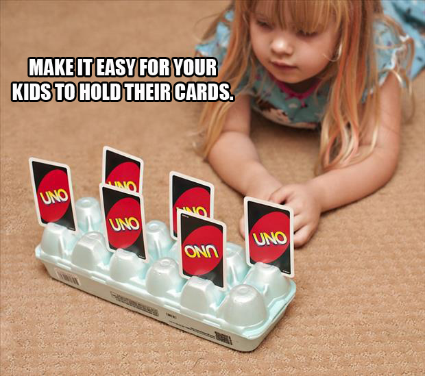 A make a card holder for kids