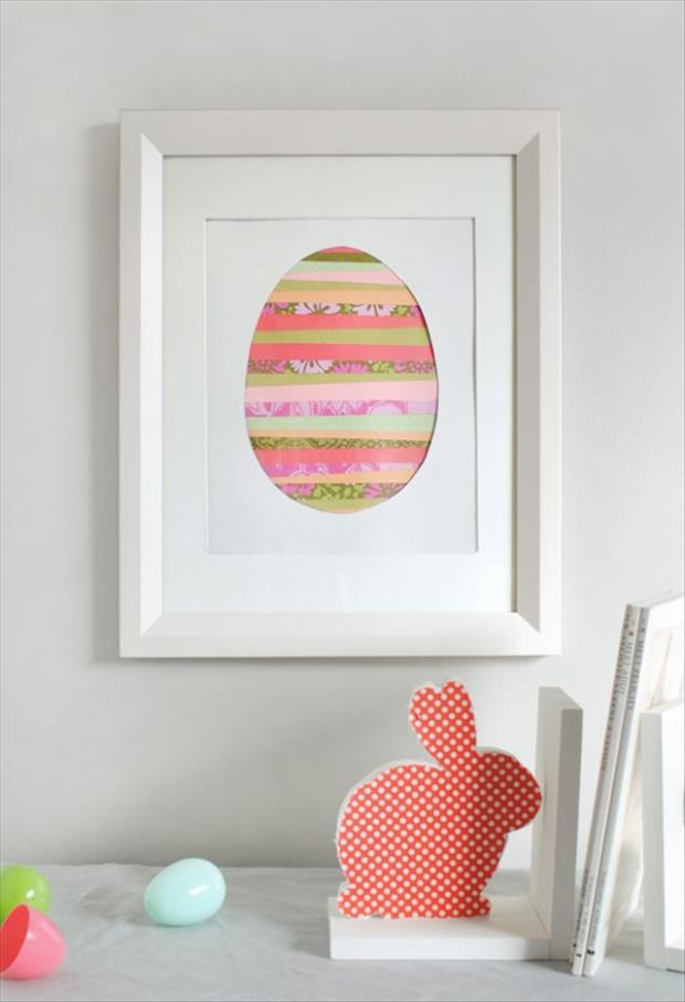 Do It Yourself Easter Craft Ideas 40 Pics