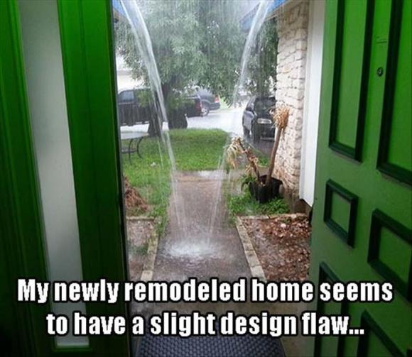 the design flaw