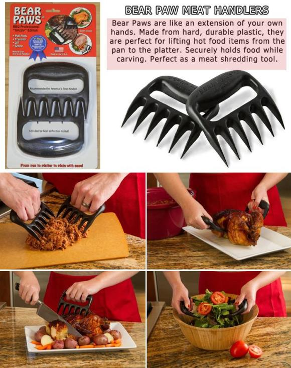 Bear Paw Meat Handlers