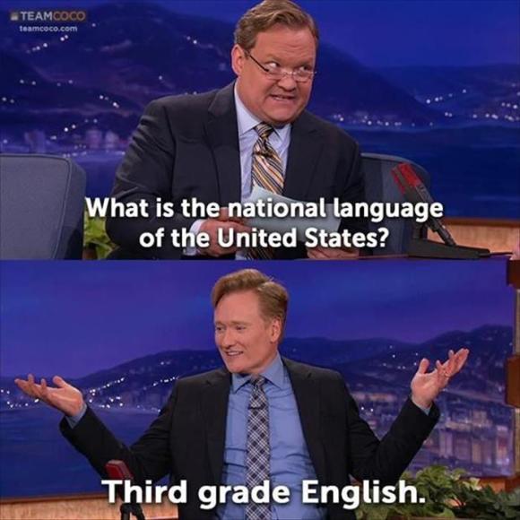 funny language